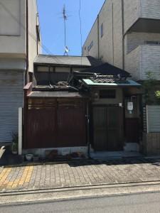 大阪市旭区建物解体
