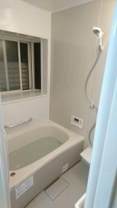 橿原市縄手町住宅洗面室、風呂リフォーム
