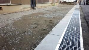 住宅駐車場増設工事