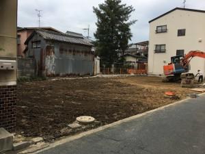 田原本町建物解体工事