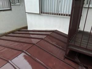 奈良県橿原市上品寺町一戸建て雨漏り補修工事