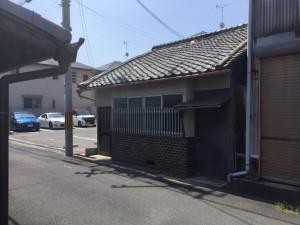 奈良県磯城郡田原本町建物解体工事