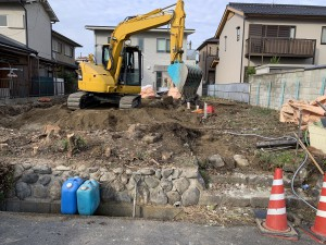 奈良県葛城市疋田建物解体工事