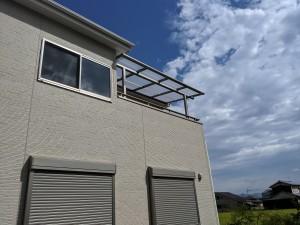 奈良県大和高田市秋吉新築一戸建て追加工事