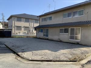 奈良県橿原市五条野町建物解体工事
