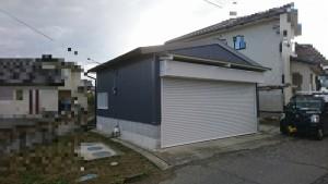 奈良県橿原市鳥屋町倉庫塗り替え工事