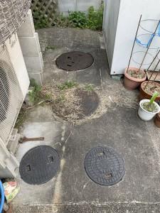 奈良県磯城郡田原本町阪手浄化槽入れ替え工事